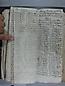 Libro Racional 1757, folios 252vto y 253r