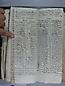 Libro Racional 1757, folios 253vto y 254r