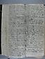Libro Racional 1757, folios 274vto y 275r