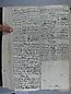 Libro Racional 1757, folios 284vto y 285r