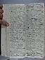 Libro Racional 1757, folios 287vto y 288r