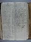 Libro Racional 1763-1769, folios 111vto y 112r