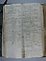 Libro Racional 1763-1769, folios 119vto y 120r