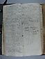 Libro Racional 1763-1769, folios 121vto y 122r