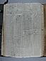 Libro Racional 1763-1769, folios 125vto y 126r