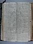 Libro Racional 1763-1769, folios 134vto y 135r