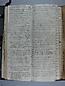 Libro Racional 1763-1769, folios 135vto y 136r