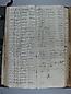 Libro Racional 1763-1769, folios 152vto y 153r
