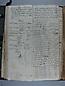 Libro Racional 1763-1769, folios 155vto y 156r