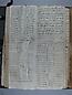 Libro Racional 1763-1769, folios 169vto y 170r