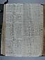Libro Racional 1763-1769, folios 170vto y 171r