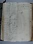 Libro Racional 1763-1769, folios 171vto y 172r