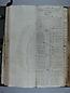 Libro Racional 1763-1769, folios 178vto y 179r