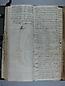 Libro Racional 1763-1769, folios 183vto y 184r