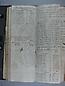 Libro Racional 1763-1769, folios 202vto y 203r