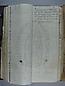 Libro Racional 1763-1769, folios 215vto y 216r