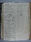 Libro Racional 1763-1769, folios 221vto y 222r