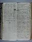 Libro Racional 1763-1769, folios 233vto y 234r
