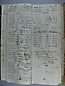 Libro Racional 1763-1769, folios 250vto y 251r