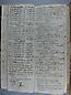 Libro Racional 1763-1769, folios 254vto y 255r