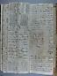 Libro Racional 1763-1769, folios SN01vto
