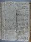 Libro Racional 1763-1769, folios SN05vto y SN06r