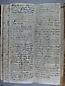 Libro Racional 1763-1769, folios SN08vto y SN09r