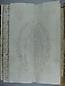 Libro Racional 1763-1769, folios SN12vto y SN13r