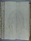 Libro Racional 1763-1769, folios SN15vto y SN16r