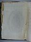 Libro Racional 1816-1824, folio 000vto