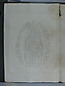 Libro Racional 1862-1864, folio SN19vto