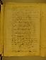 Visita Pastoral 1646, folio 109vto