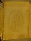 Visita Pastoral 1646, folio 119vto