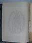 Visita Pastoral 1655, folio 000 Portada Contra
