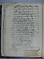 Visita Pastoral 1655, folio 023vto