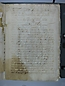 Visita Pastoral 1664, folio 01r