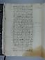 Visita Pastoral 1664, folio 33vto