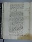 Visita Pastoral 1664, folio 60vto