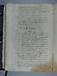 Visita Pastoral 1664, folio 72vto