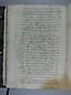 Visita Pastoral 1664, folio 77vto
