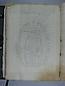 Visita Pastoral 1664, folio SN1vto