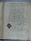 Visita Pastoral 1666, folio snº 46vto