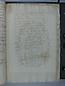 Visita Pastoral 1666, folio snº 47r