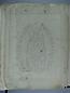 Visita Pastoral 1673, folio final vto