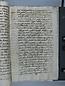 Visita Pastoral 1676, folio 71r