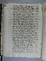 Visita Pastoral 1676, folio 72vto