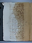 Visita Pastoral 1725, folio 002vto