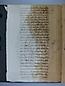 Visita Pastoral 1725, folio 004vto