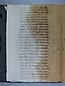 Visita Pastoral 1725, folio 005vto