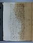 Visita Pastoral 1725, folio 006vto